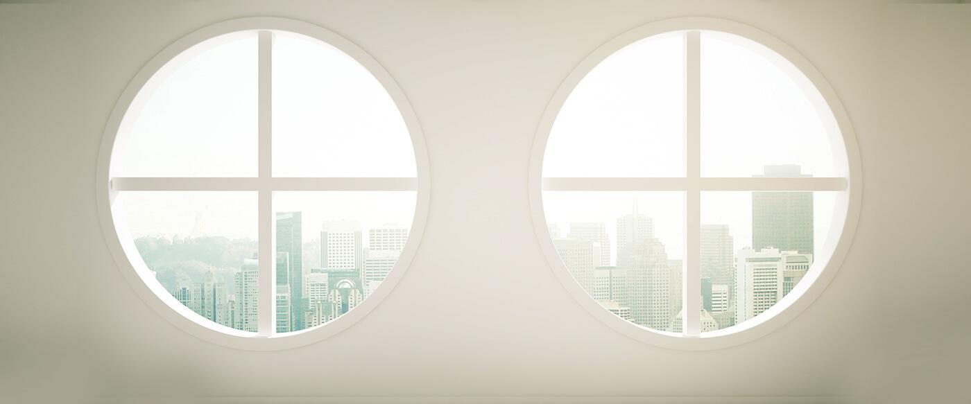 Circular Window Frames